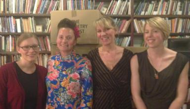 The Poetry Trust's Awesome Foursome