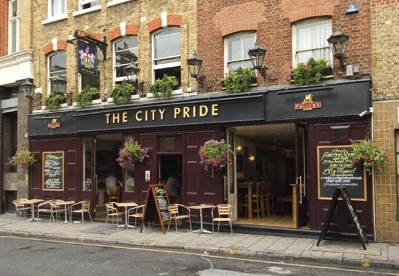 The City Pride Farringdon